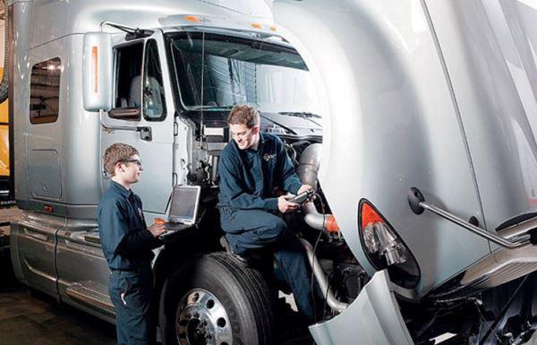 Diagnoza computerizata camioane