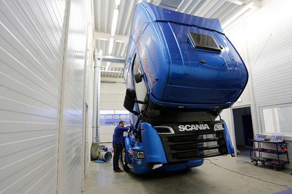 eco tuning camioane